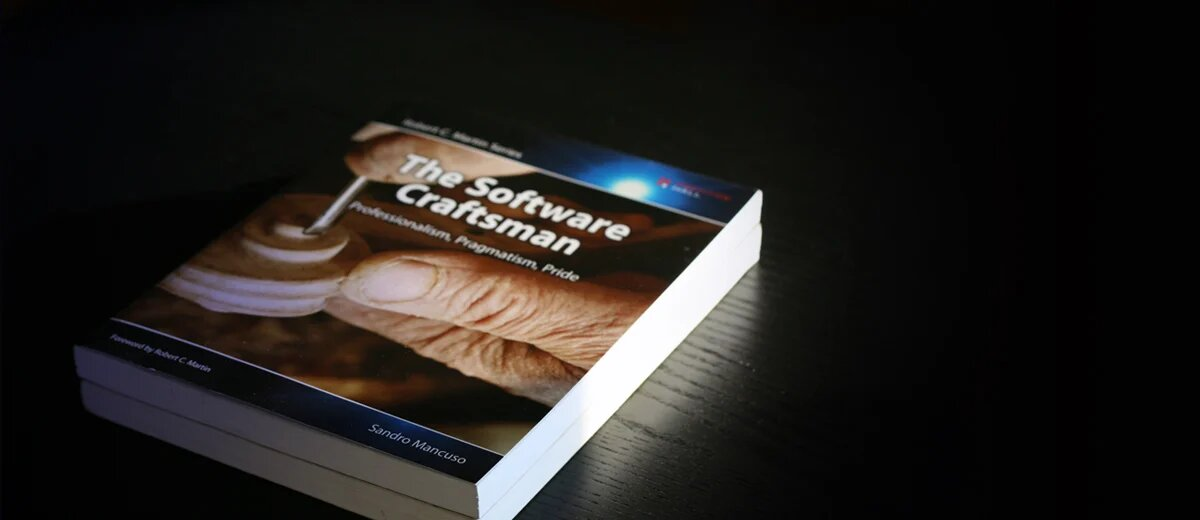 Libro Recomendado - The Software Craftsman: Professionalism, Pragmatism, Pride